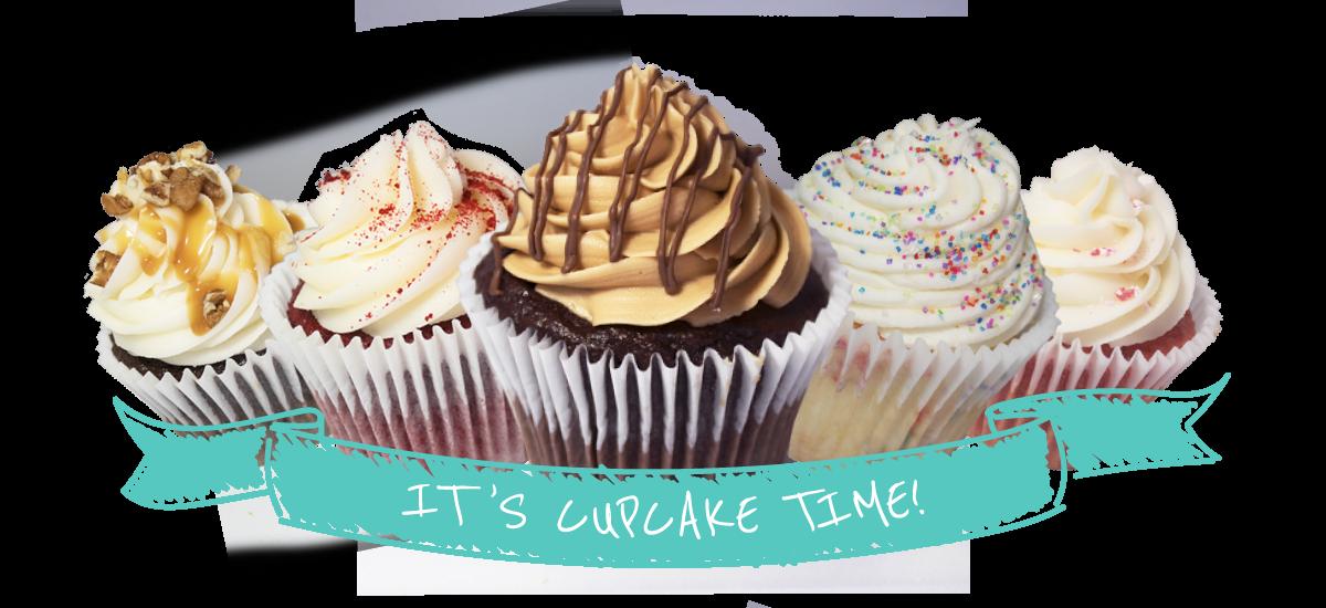 Cupcakes, it's cupcake time!