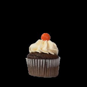 Mini Peanut Butter Cup cupcake