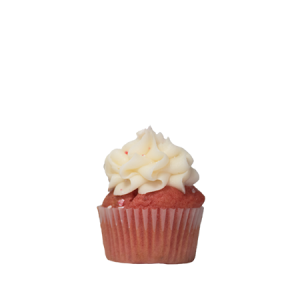 mini strawberry bliss cupcake