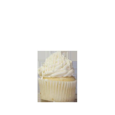 mini vanilla thrilla cupcake