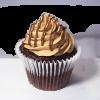 mocha latte cupcake