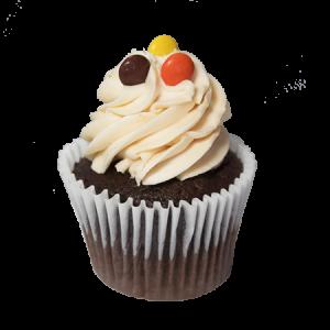 peanut butter cup cupcake