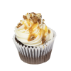 turtle cheesecake cupcake