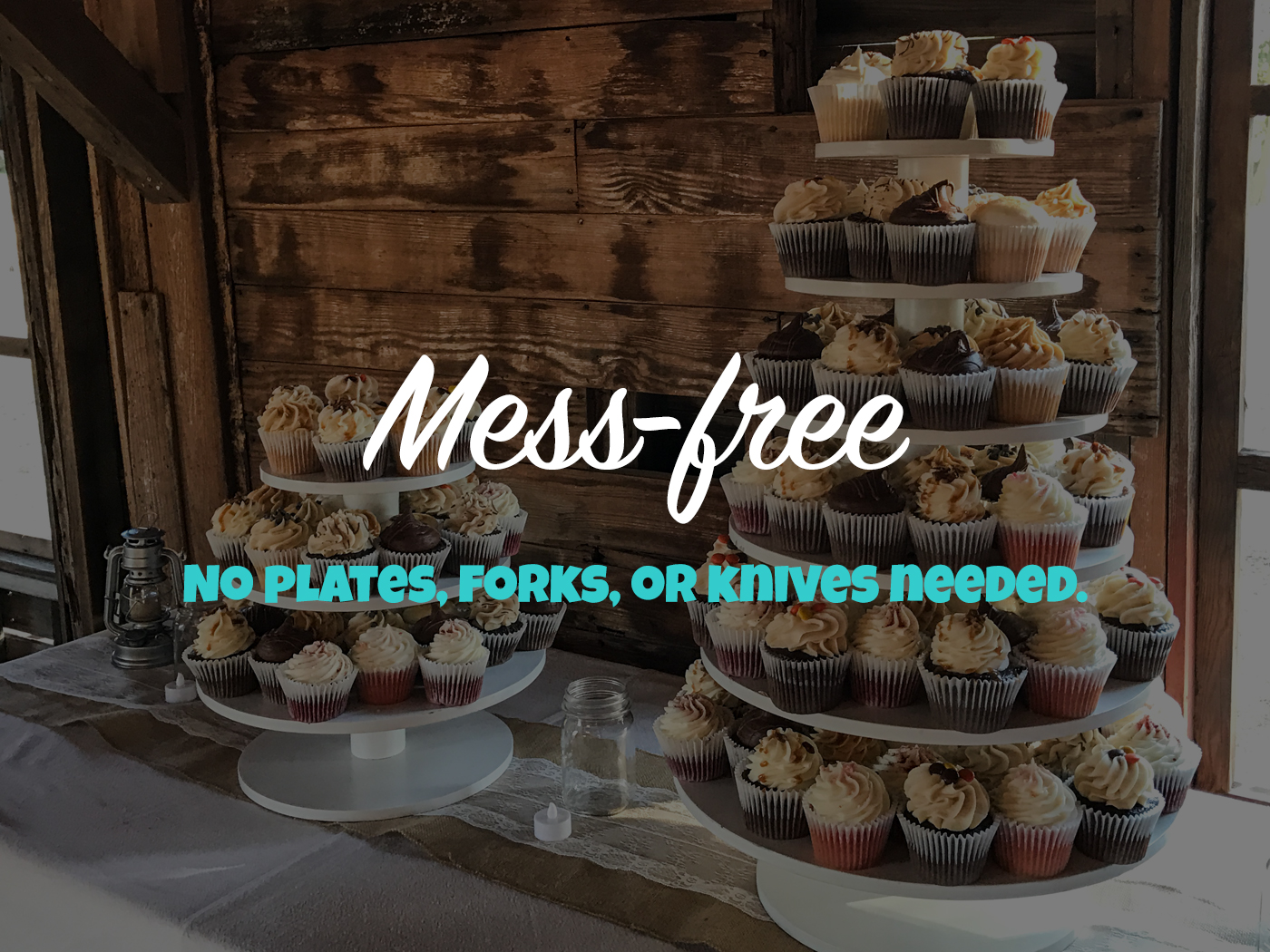 Mess-Free no plates, forks, or knives needed.
